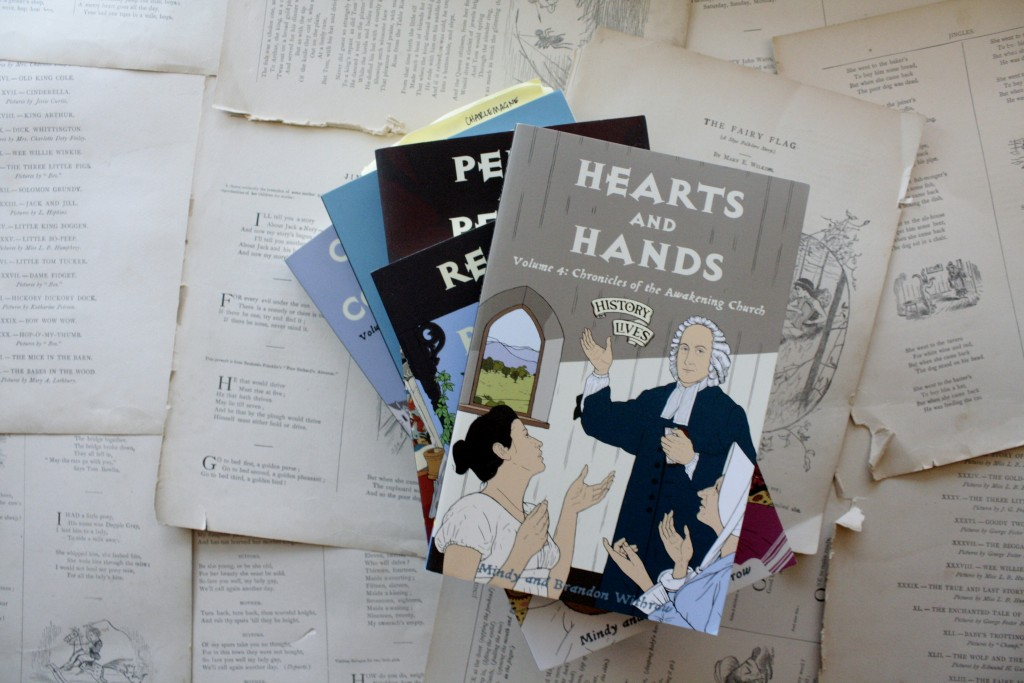Heart and Hands, by Brandon and Mindy Withrow | Little Book, Big Story