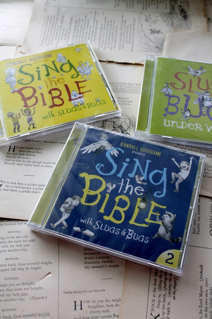 Slugs & Bugs Sing the Bible 2 (Giveaway!) | Little Book, Big Story