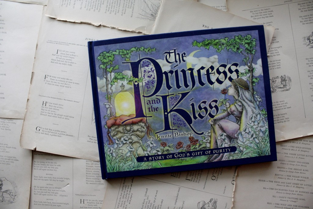 The Princess and the Kiss, by Jennie Bishop | Little Book, Big Story