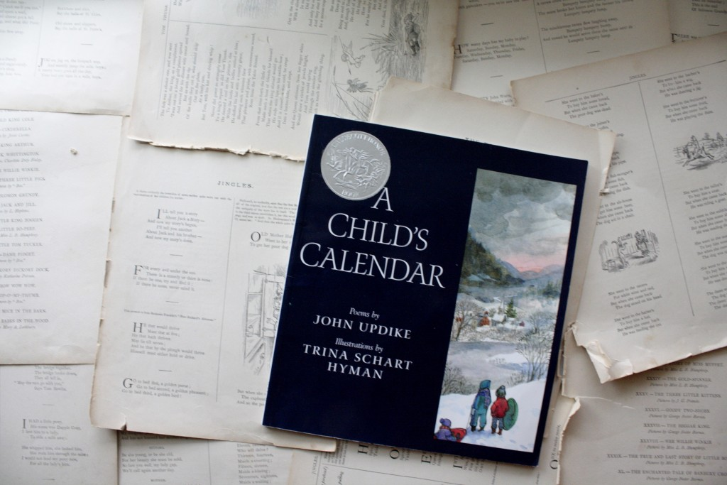 A Child's Calendar, by John Updike | Little Book, Big Story