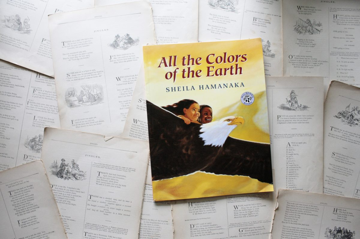 All The Colors of the Earth, by Sheila Hamanaka | Little Book, Big Story