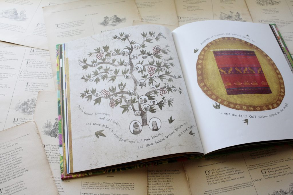 The Garden, the Curtain and the Cross, by Carl Laferton | Little Book, Big Story