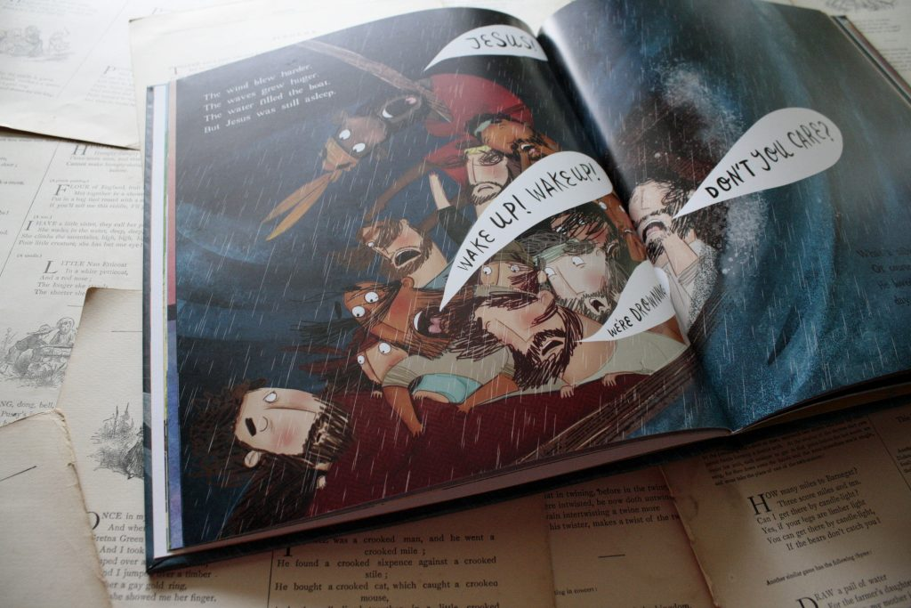 The Storm That Stopped, by Alison Mitchell | Little Book, Big Story