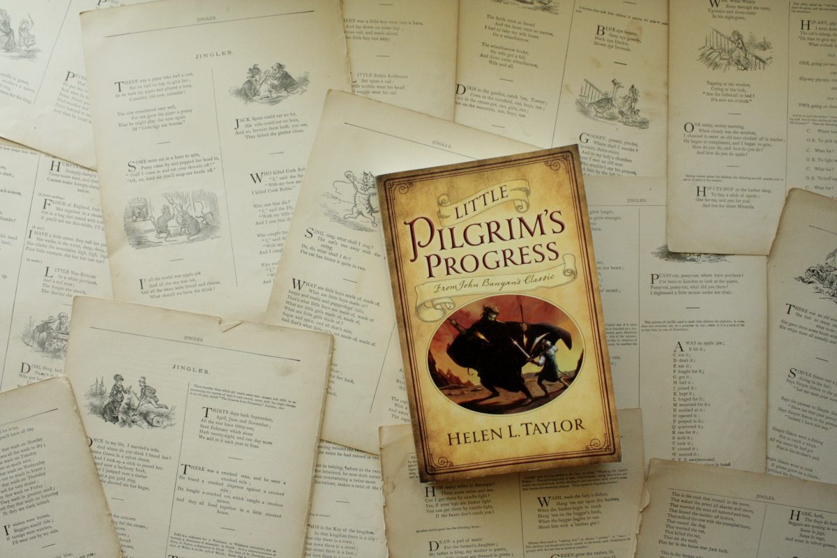 Little Pilgrim's Progress, by Helen L. Taylor | Little Book, Big Story