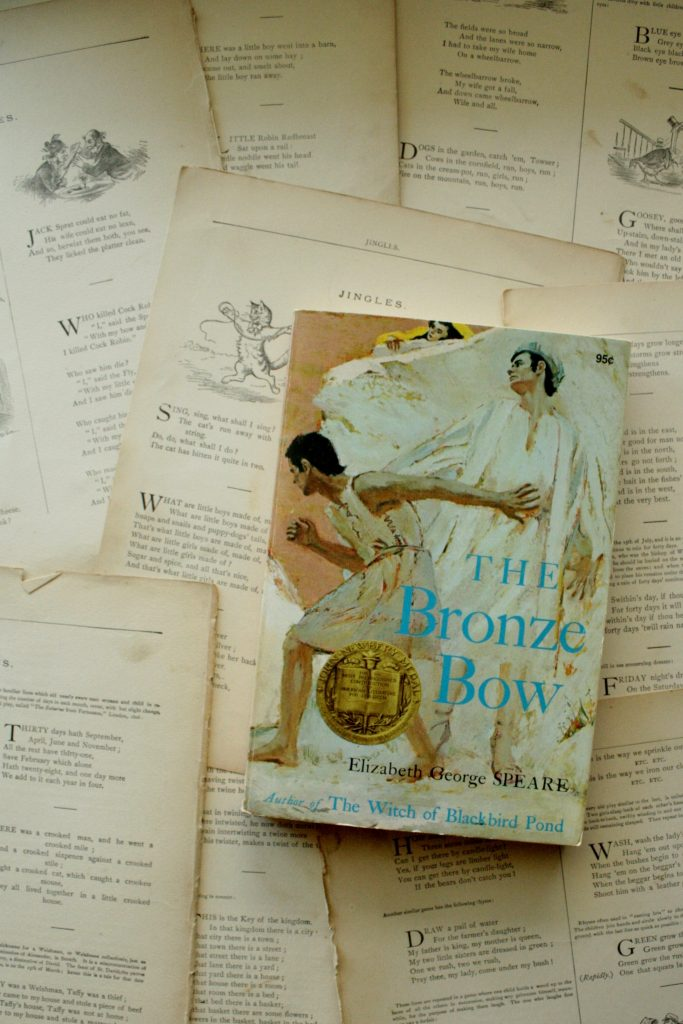 The Bronze Bow, by Elizabeth George Speare | Little Book, Big Story