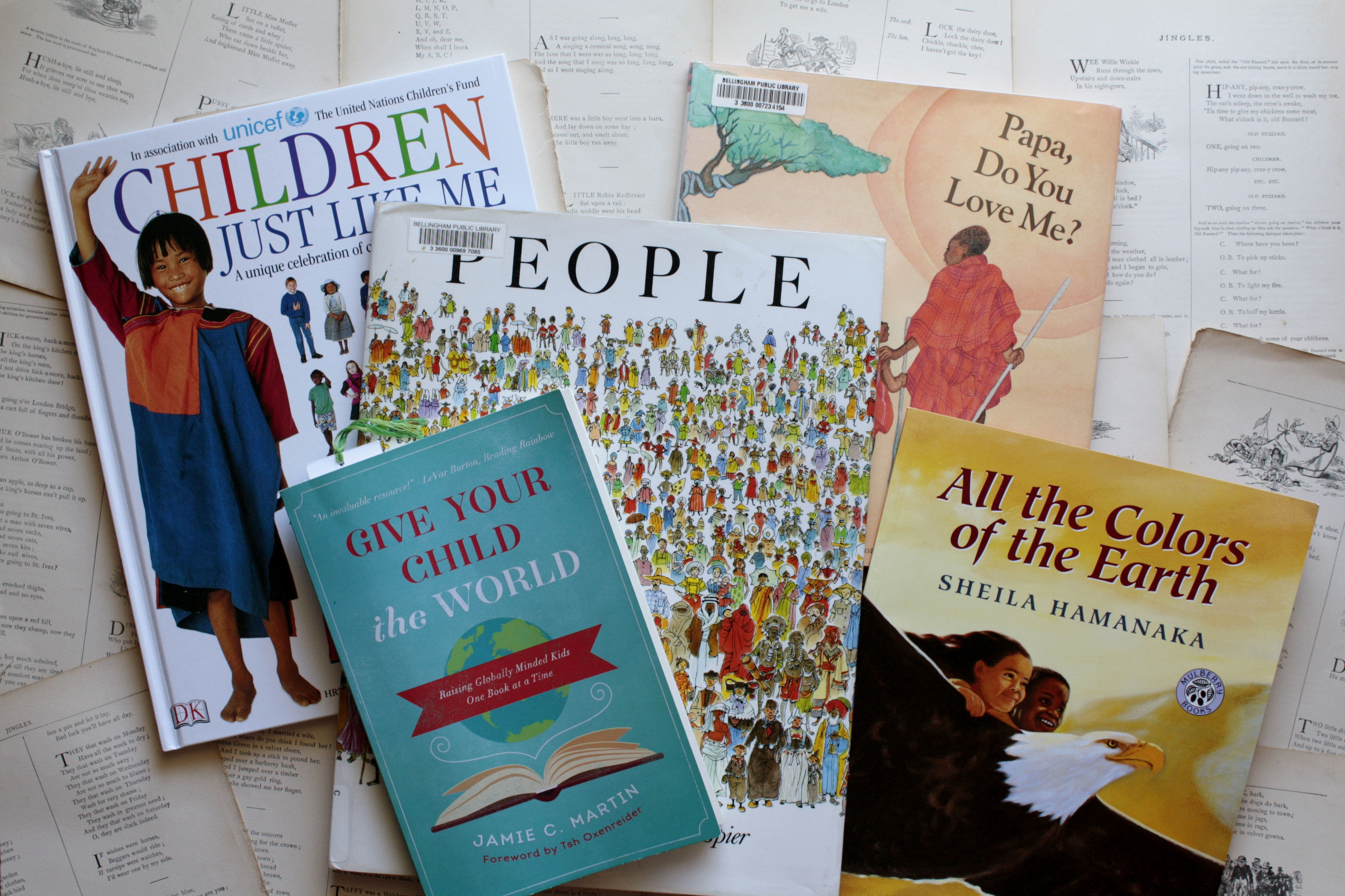 8 Books That Bring the World to Your Child