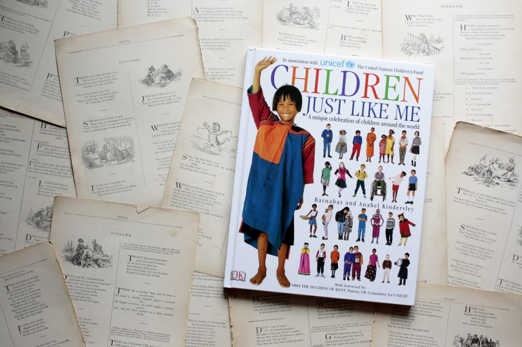 Children Just Like Me | Little Book, Big Story