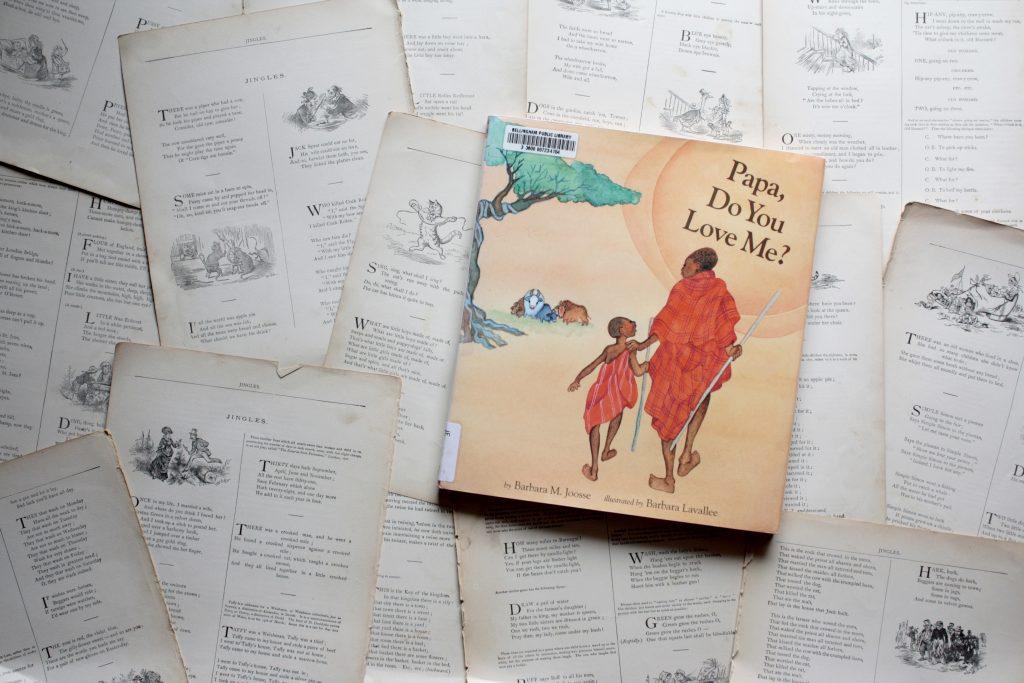 Papa, Do You Love Me? | Little Book, Big Story