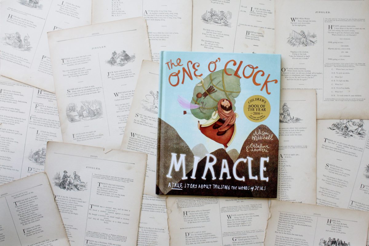 The One O'Clock Miracle, by Alison Mitchell | Little Book, Big Story