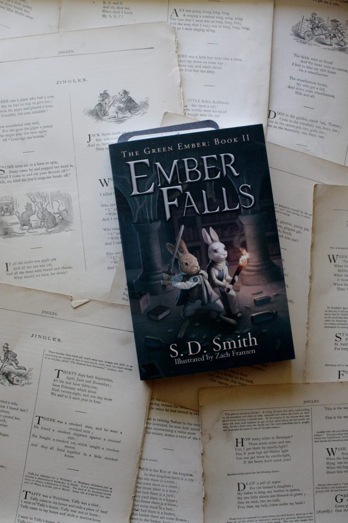 Ember Falls, by SD Smith | Little Book, Big Story