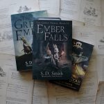 Ember Falls (Giveaway!) | SD Smith