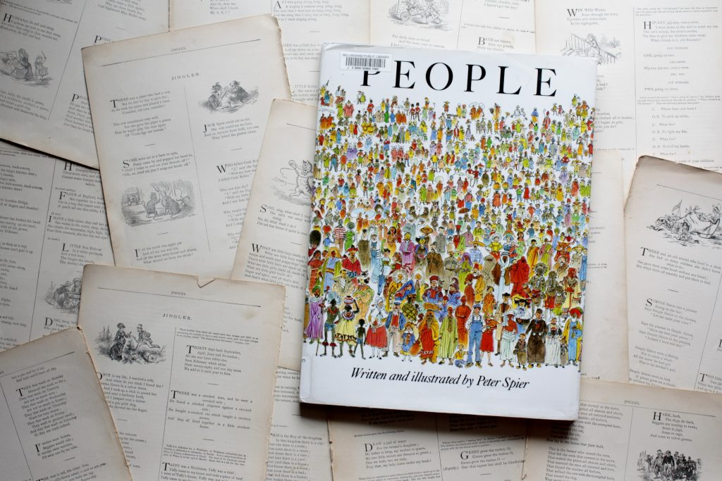 People, by Peter Spier | Little Book, Big Story