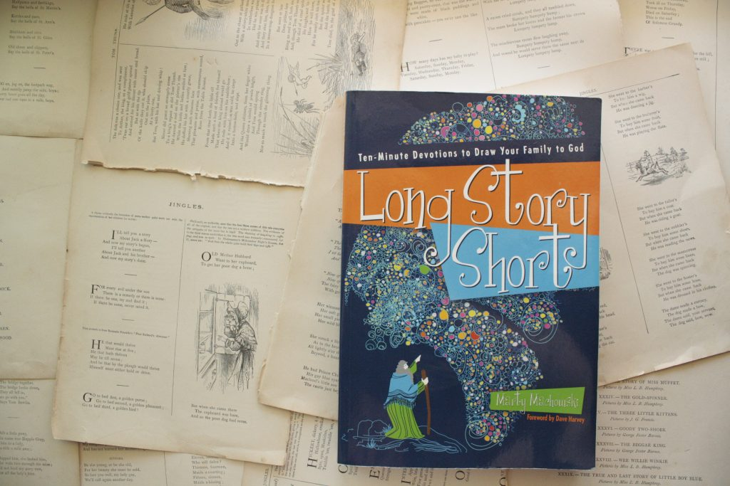 Long Story Short, by Marty Machowski | Little Book, Big Story