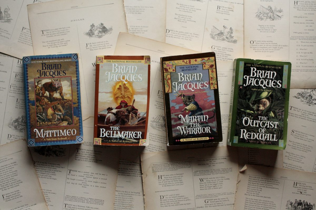 a review of the plot and setting of brian jacques book story The redwall series review february 10, 2015 by admin review: the redwall series, by brian jacques and the book that first hooked me on the story.