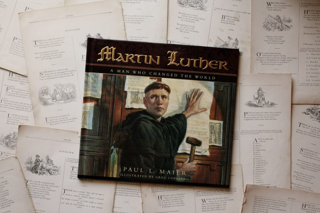 Martin Luther, by Paul L. Maier | Little Book, Big Story