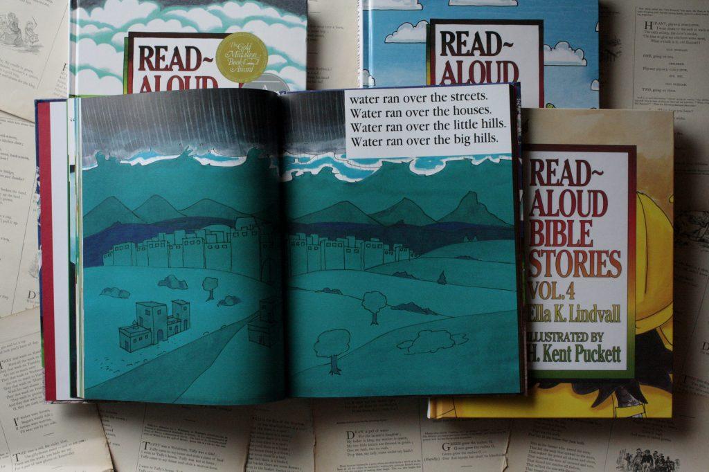 Read-Aloud Bible Stories, by Ella K. Lindvall | Little Book, Big Story