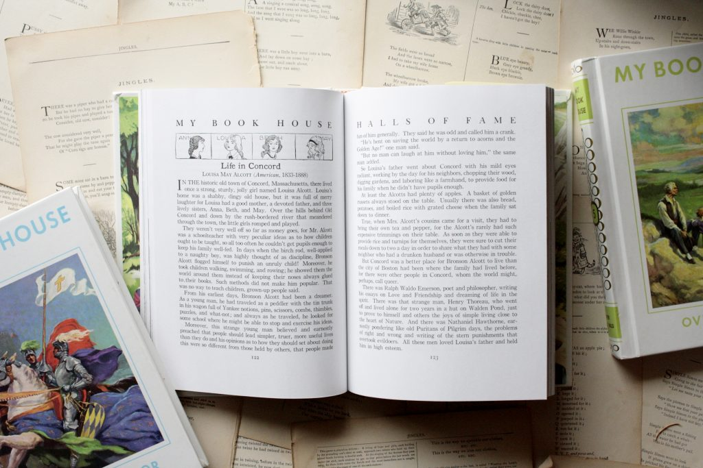 My Book House | Little Book, Big Story