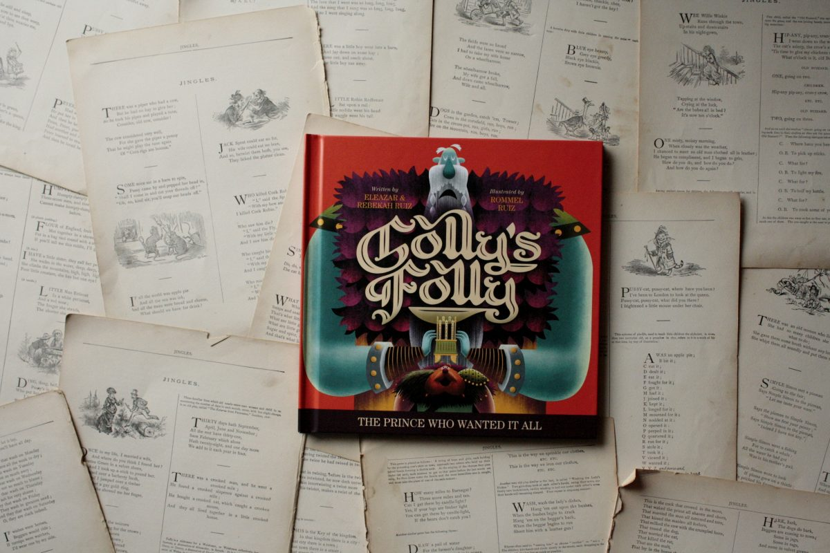 Golly's Folly, by Eleazar & Rebekah Ruiz | Little Book, Big Story