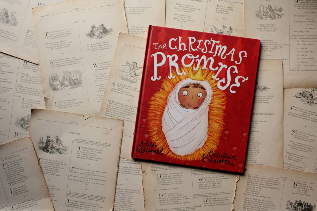 The Christmas Promise, by Alison Mitchell | Little Book, Big Story