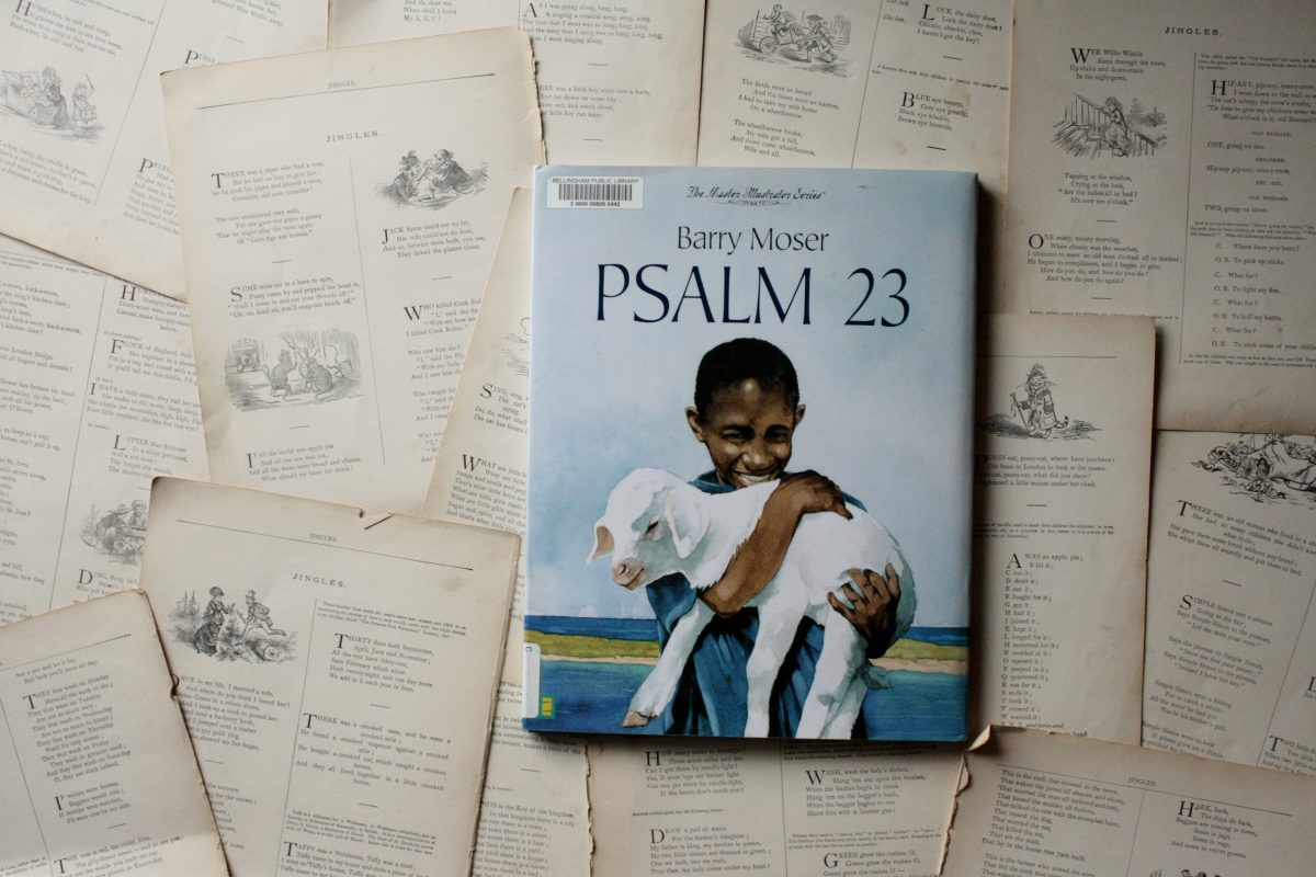 Psalm 23, by Barry Moser | Little Book, Big Story