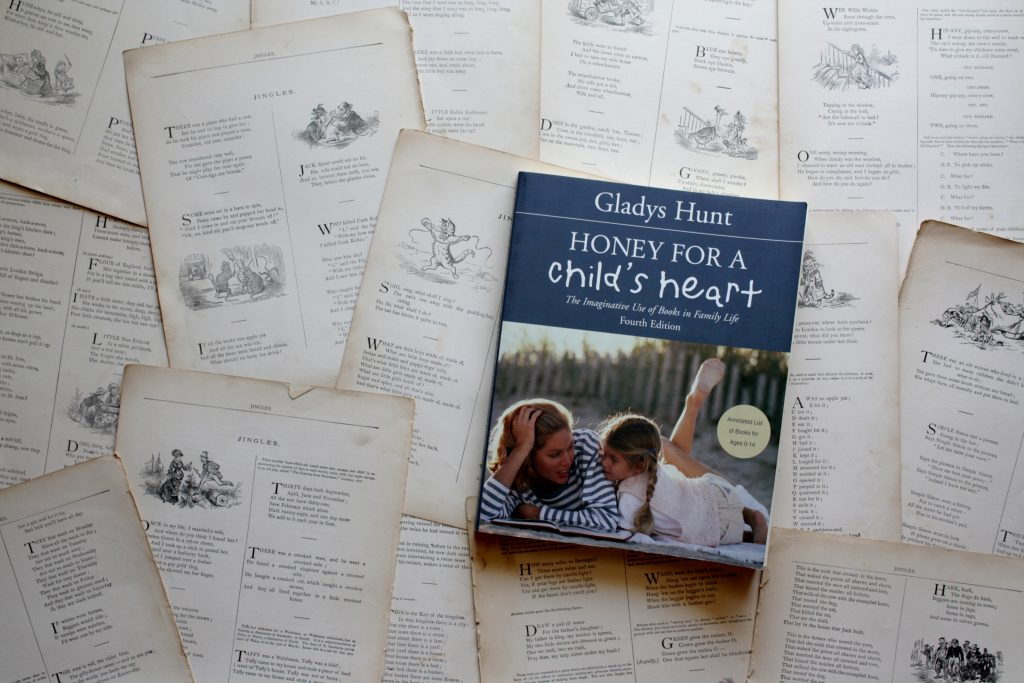 Honey For a Child's Heart, by Gladys Hunt | Little Book, Big Story