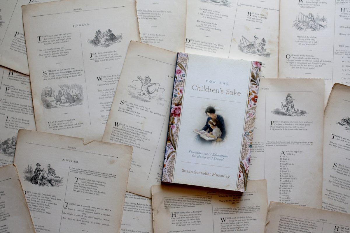 For the Children's Sake, by Susan Schaeffer Macauley | Little Book, Big Story