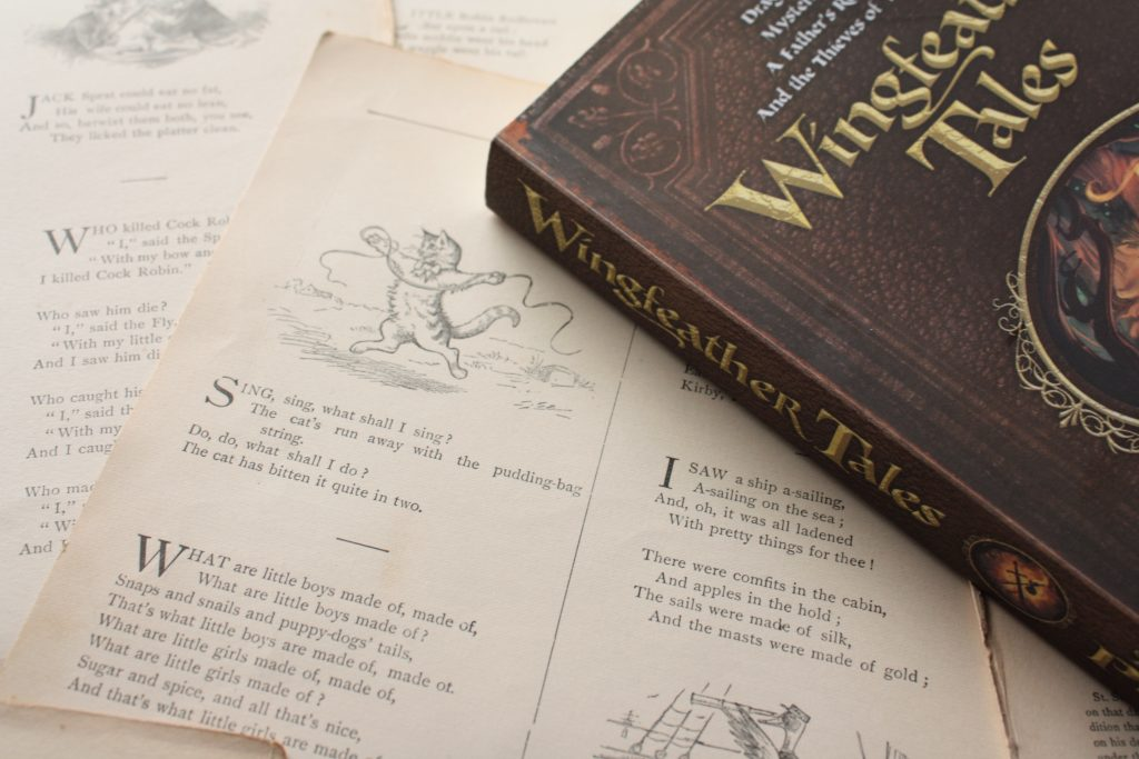 The Wingfeather Saga & Wingfeather Tales | Little Book, Big Story