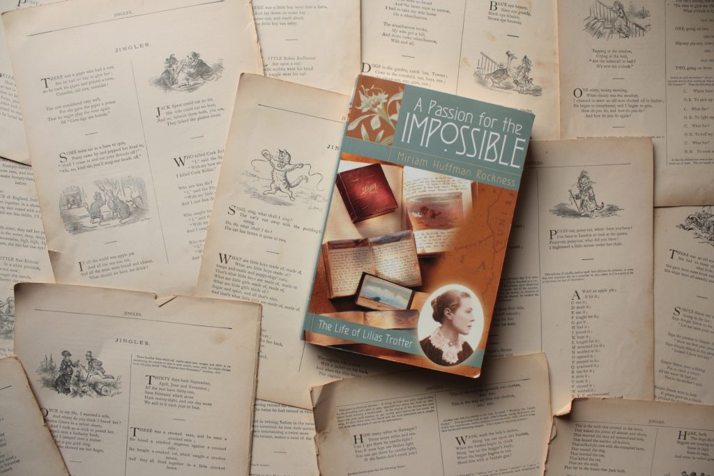 A Passion for the Impossible, by Miriam Huffman Rockness | Little Book, Big Story