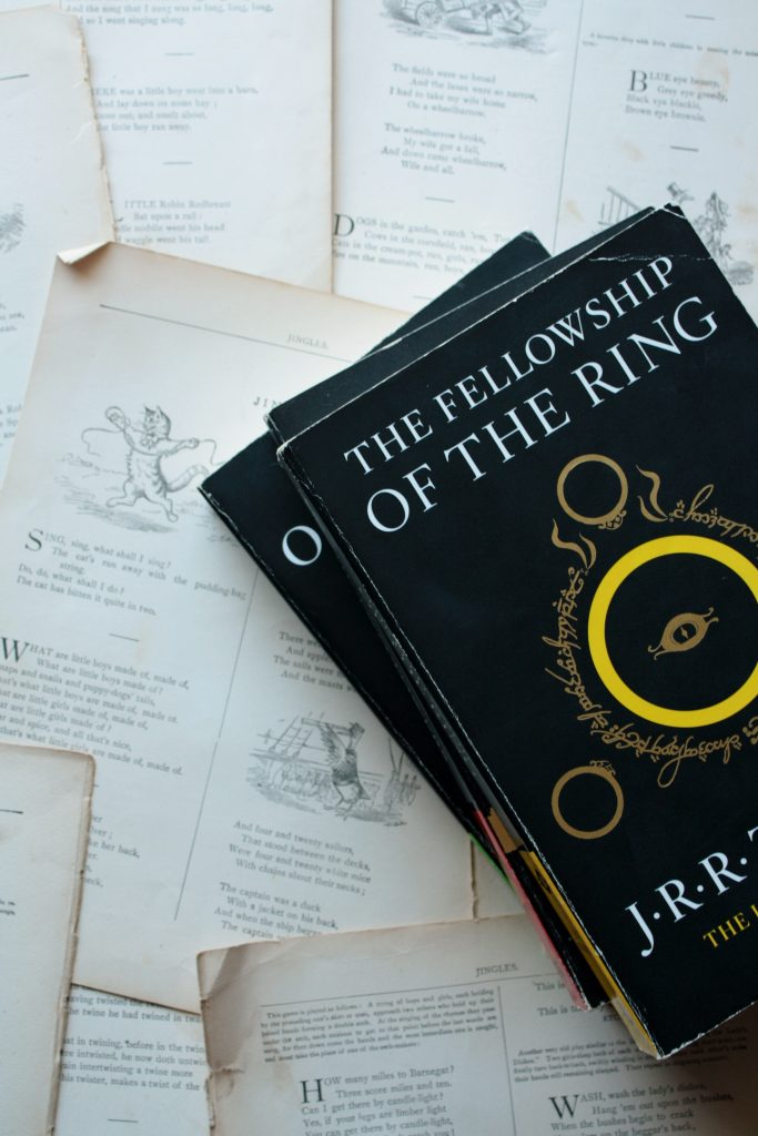 The Lord of the Rings, by JRR Tolkien | Little Book, Big Story