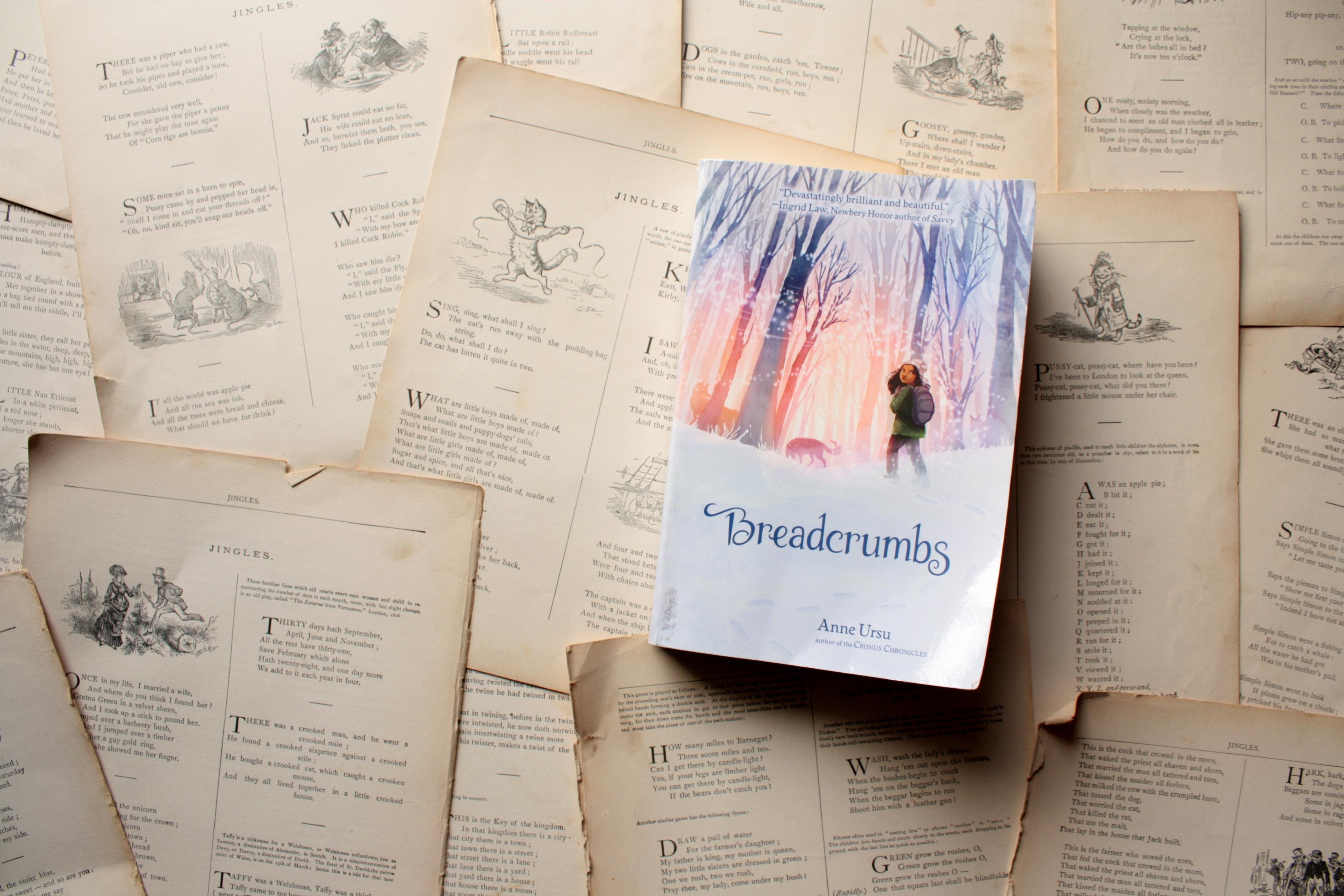Breadcrumbs | Anne Ursu