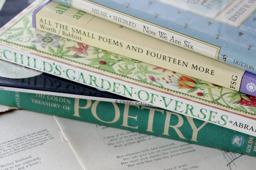 Favorite Poetry Books | Little Book, Big Story