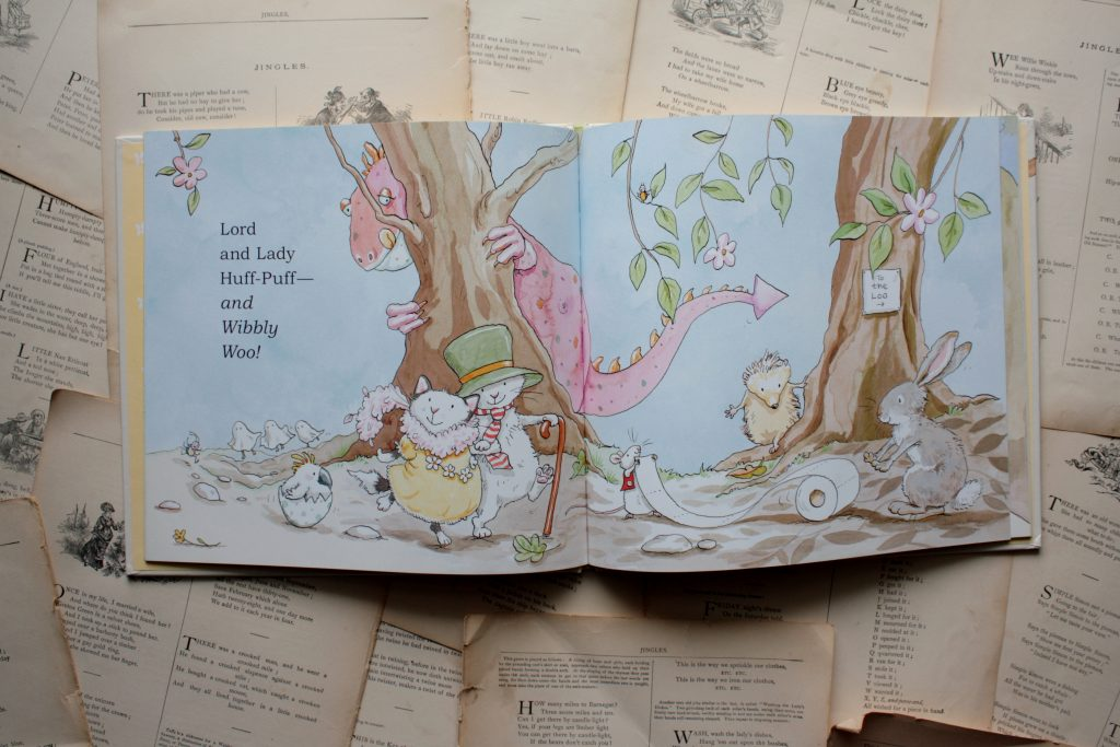 Skip to the Loo, My Darling!, by Sally Lloyd-Jones | Little Book, Big Story