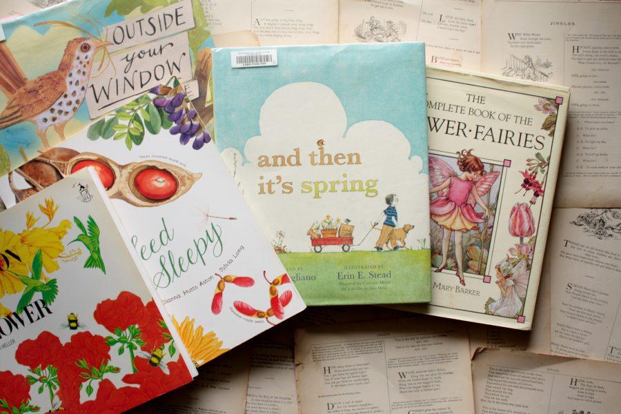 10 Lovely Books for Spring | Little Book, Big Story