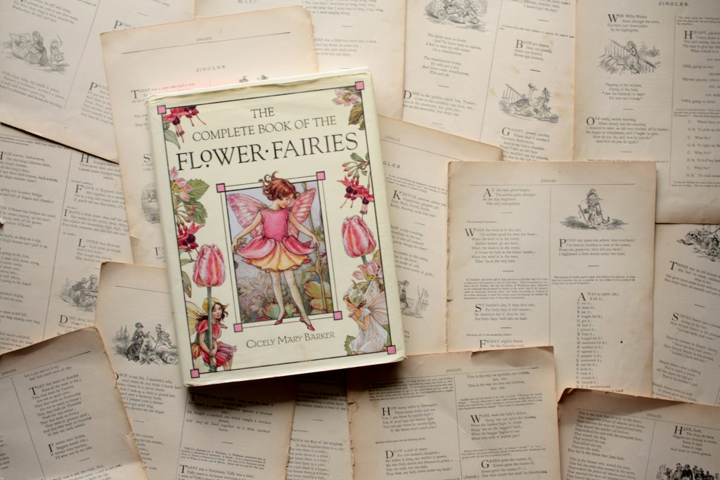 The Complete Book of Flower Fairies, by Cicely Mary Barker | Little Book, Big Story
