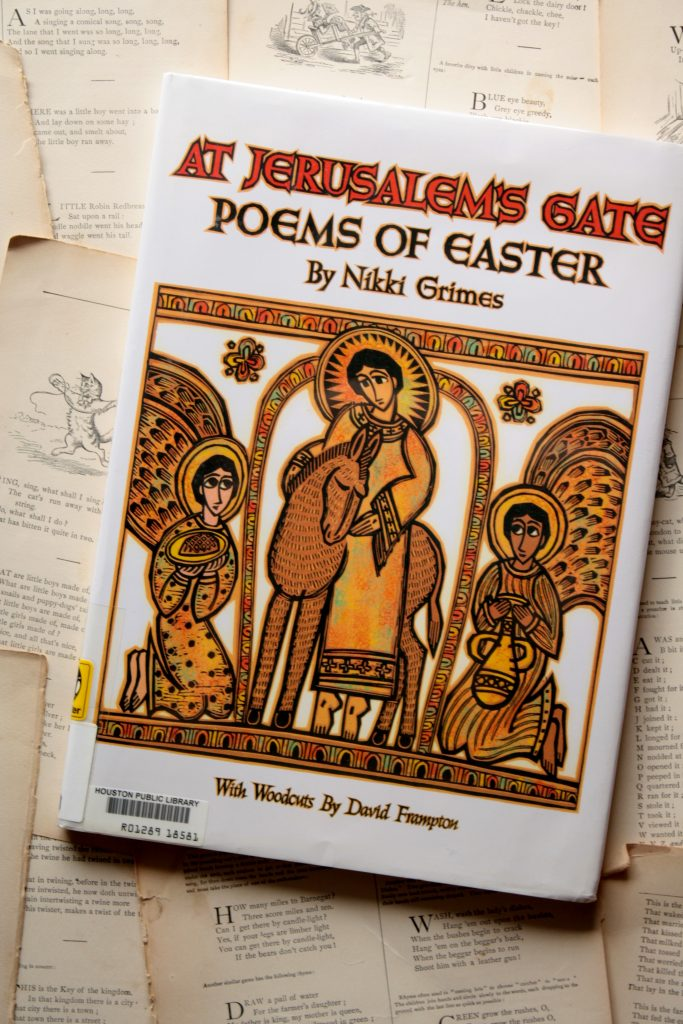 At Jerusalem's Gate, by Nikki Grimes | Little Book, Big Story
