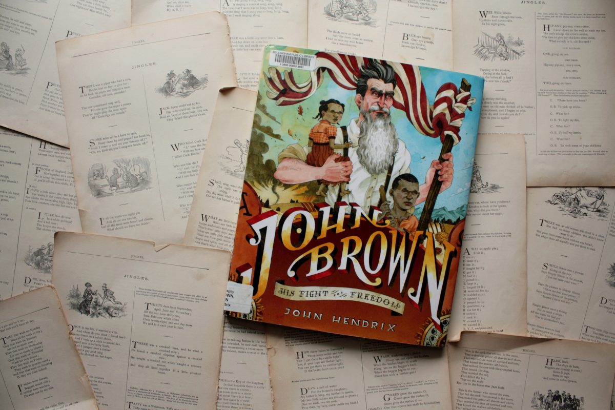 John Brown: His Fight For Freedom, by John Hendrix | Little Book, Big Story