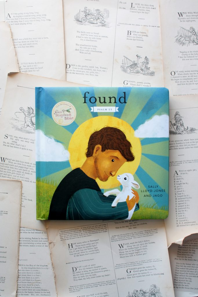 Found, by Sally Lloyd-Jones | Little Book, Big Story