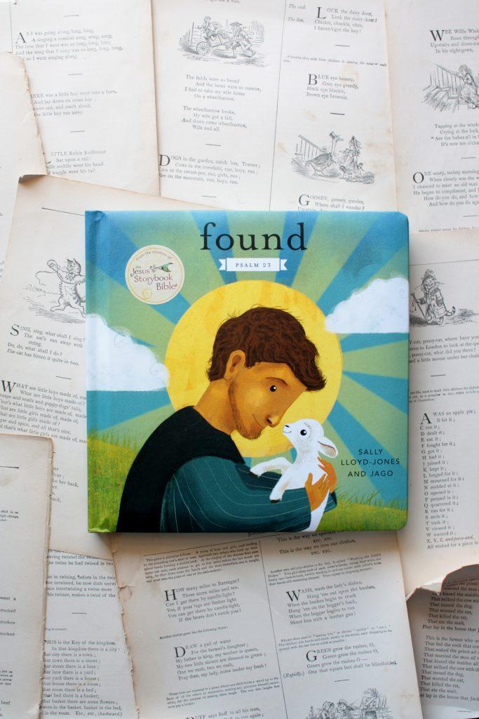 Found, by Sally Lloyd-Jones | Little Book, Big Story