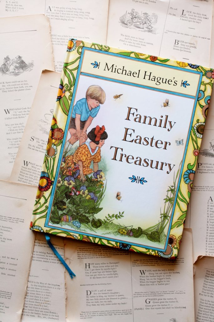 Michael Hague's Easter Treasury | Little Book, Big Story