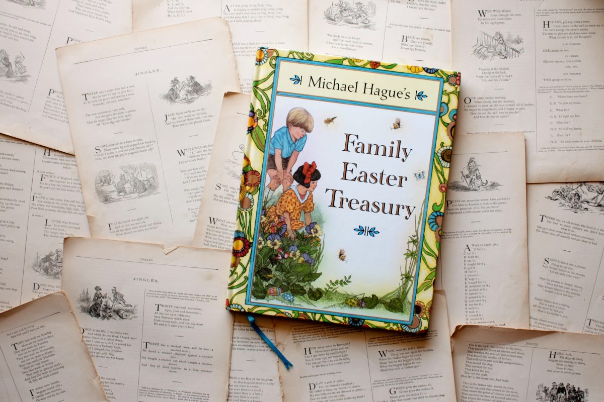 Michael Hague's Easter Treasury | Little Book, Big Story