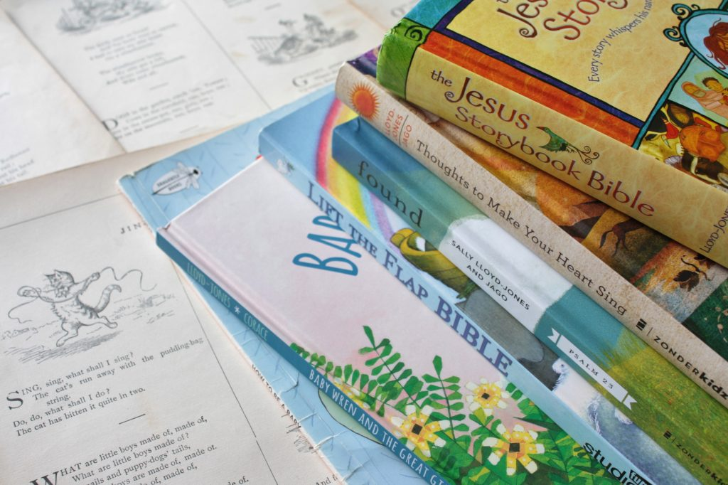 Featured Author: Sally Lloyd-Jones | Little Book, Big Story