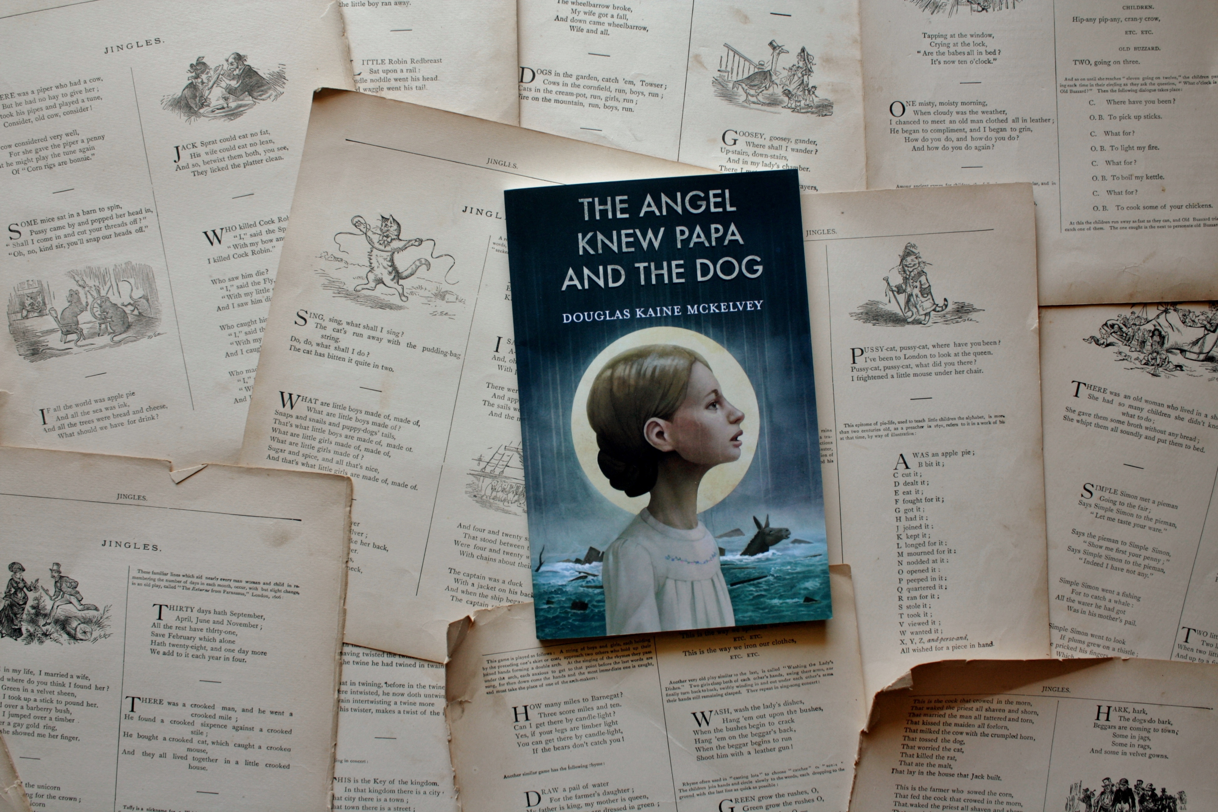 The Angel Knew Papa and the Dog | Douglas Kaine McKelvey