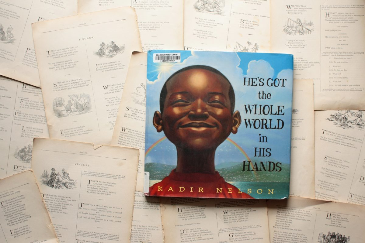He's Got the Whole World in His Hands, by Kadir Nelson | Little Book, Big Story