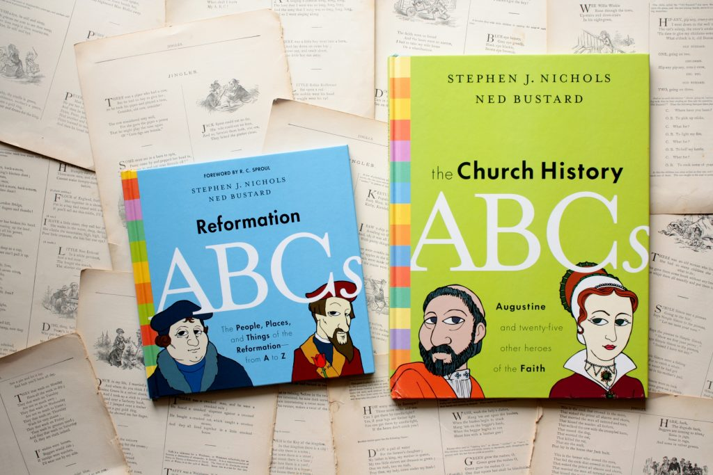 Reformation ABCs, by Stephen J. Nichols | Little Book, Big Story