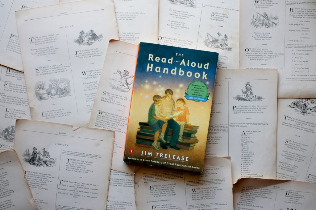 The Read-Aloud Handbook, by Jim Trelease | Little Book, Big Story