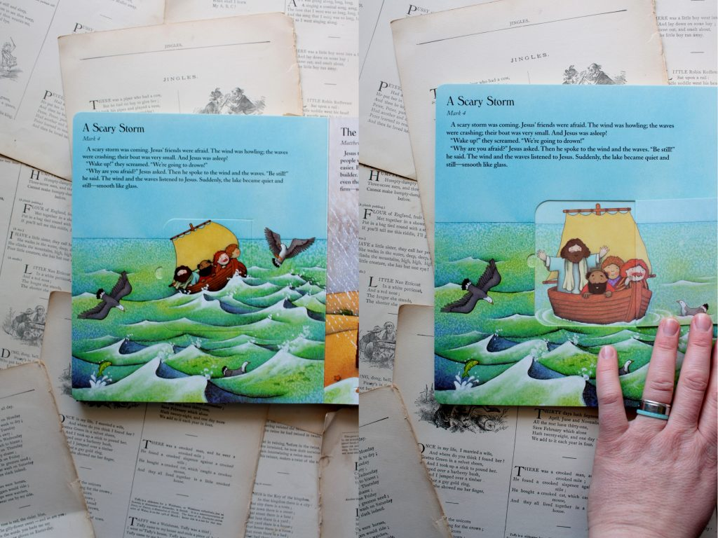 Lift the Flap Bible, by Sally Lloyd-Jones | Little Book, Big Story