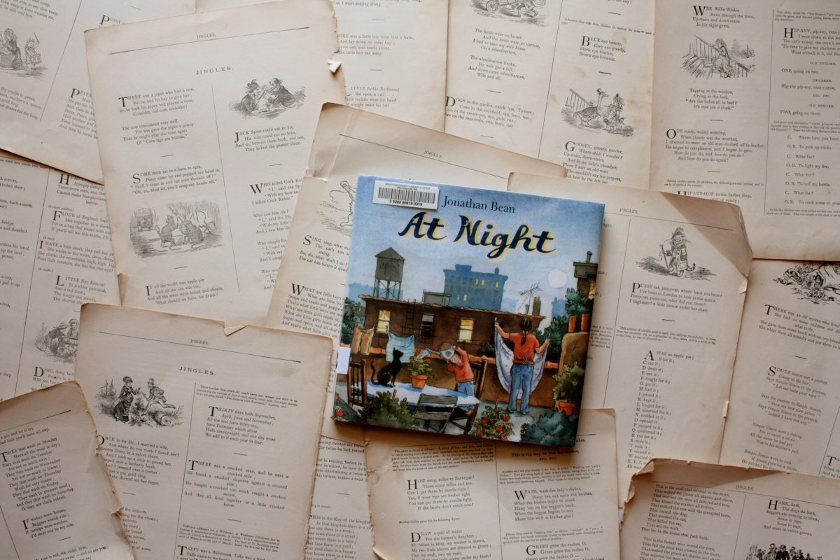 At Night, by Jonathan Bean | Little Book, Big Story