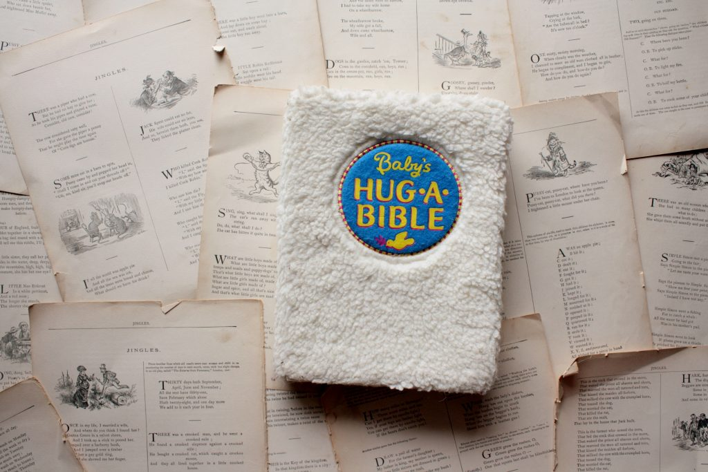 Baby's Hug-a-Bible, by Sally Lloyd-Jones | Little Book, Big Story