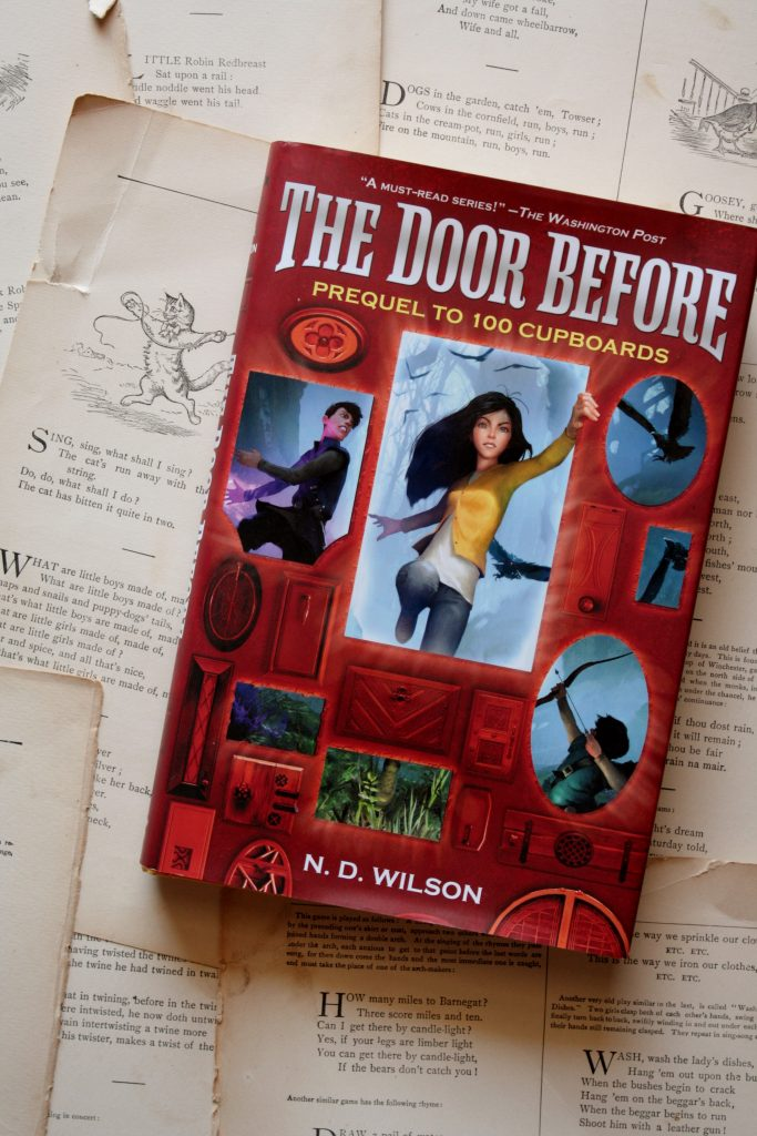 The Door Before, by N. D. Wilson | Little Book, Big Story