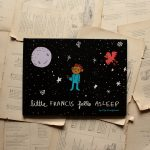 Little Francis Falls Asleep (Giveaway!) | Pip Craighead